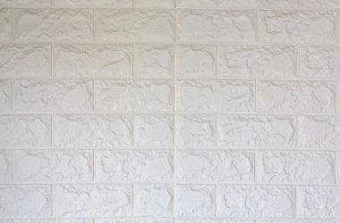 壁紙白レンガ